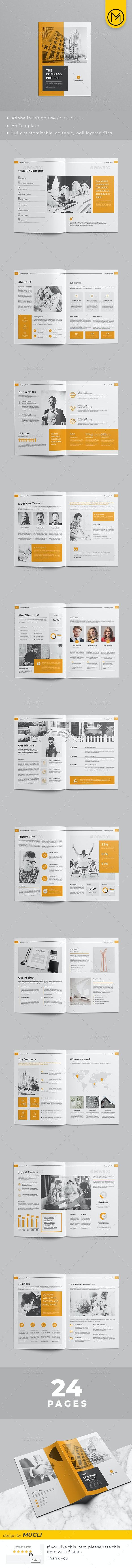 Brochures Design v2 - Corporate Brochures