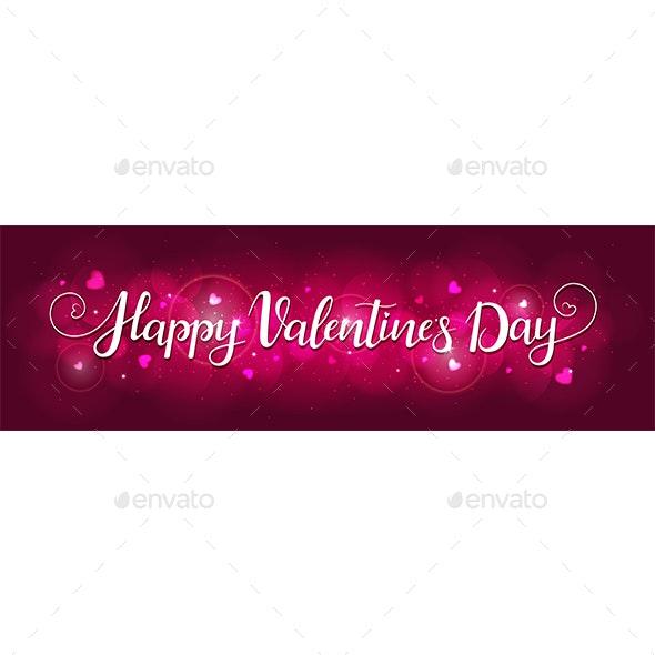 Bright Background for Valentines Day - Valentines Seasons/Holidays