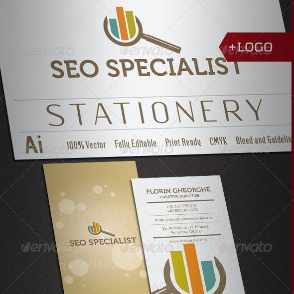 Seo Specialist Stationery