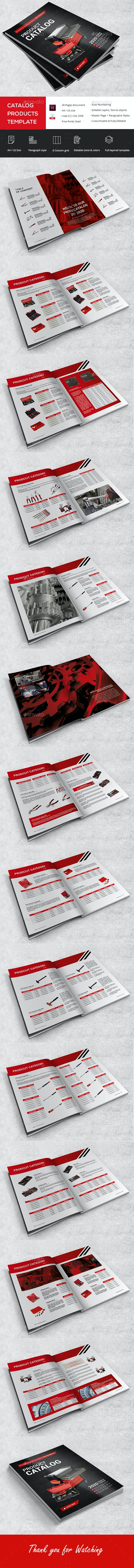 Products Catalog - Catalogs Brochures