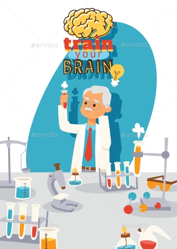 Chemistry Vector Chemical Science Pharmacy - Miscellaneous Conceptual