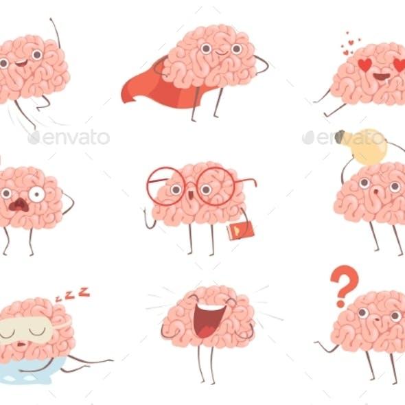 Brain Characters