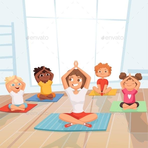 Yoga Kids Group
