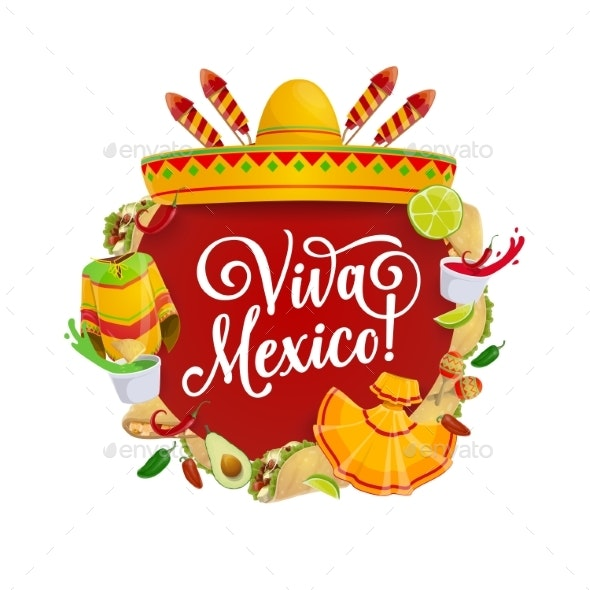 Mexican Sombrero Cinco De Mayo - Miscellaneous Seasons/Holidays