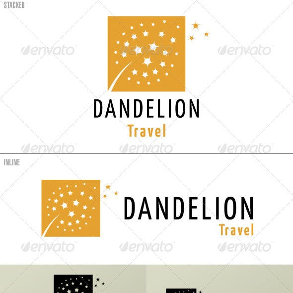 Dandelion Brand Identity – With Subsidiary Brands