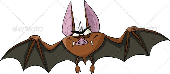 Bat - Animals Characters