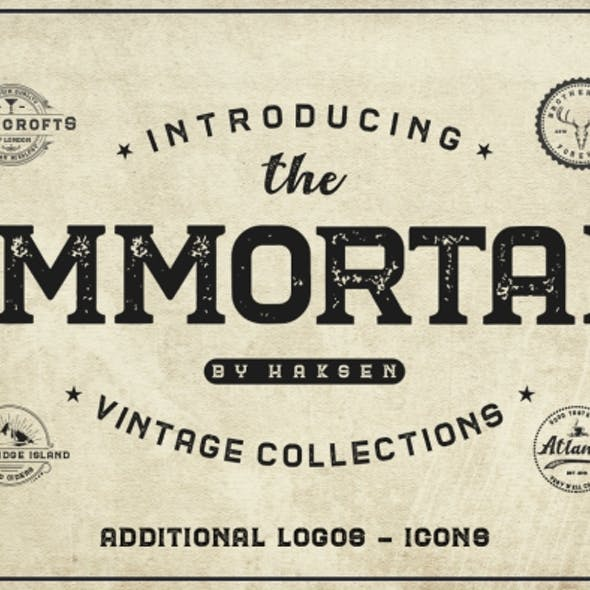 The Immortal // Vintage Collection