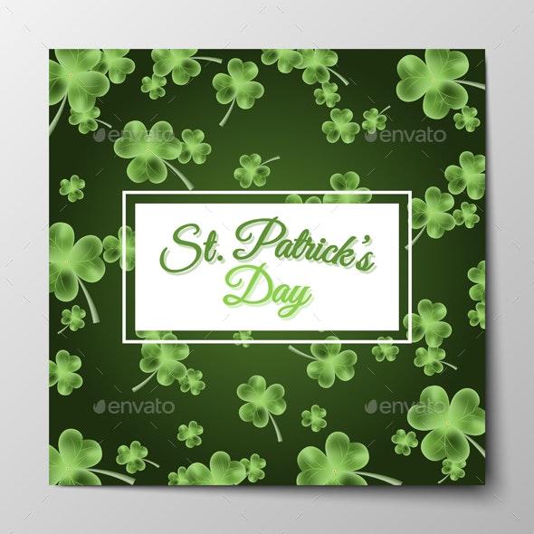 St Patrick S Day Background