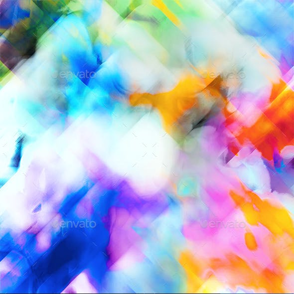 Mixed Colour Background v6