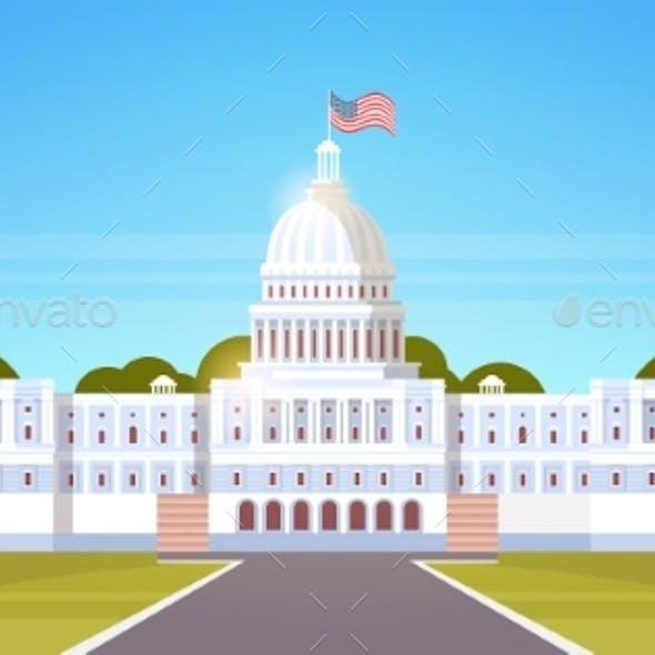 White House Washington DC United States of America