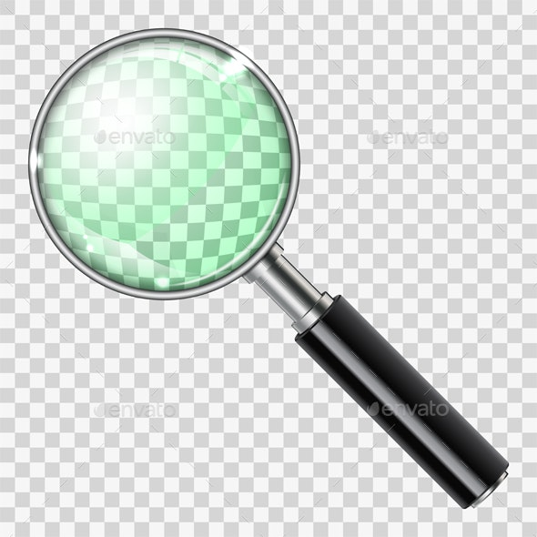 Magnifier Magnifying Glass - Man-made Objects Objects