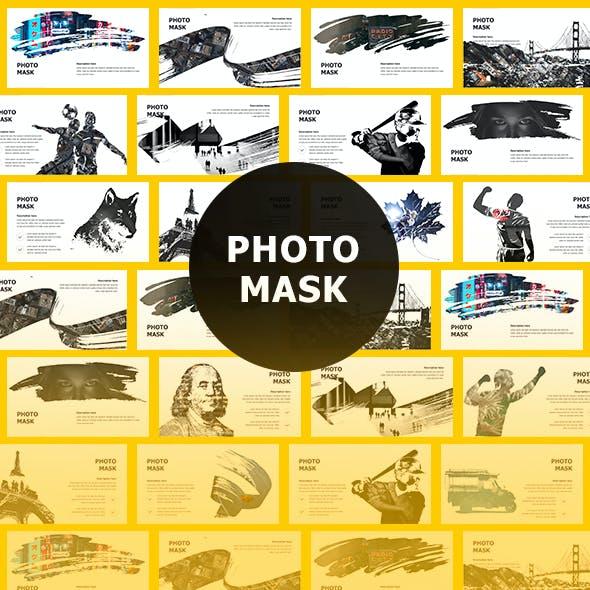 Photo Mask Keynote Themes