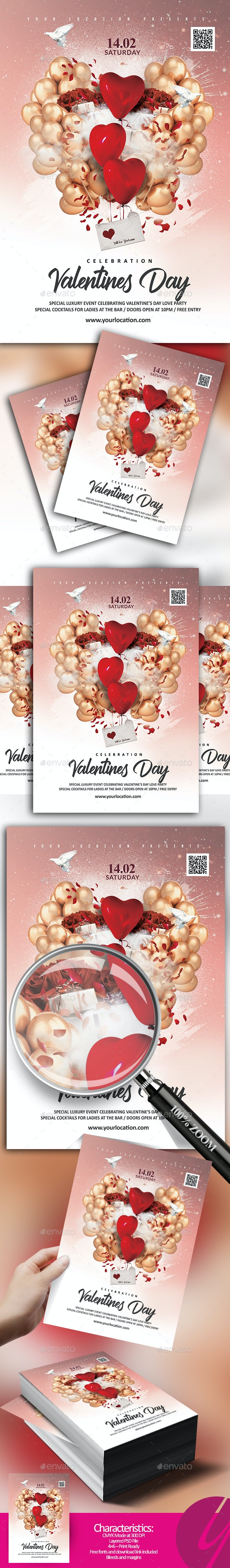 Valentines Day Celebration - Clubs & Parties Events