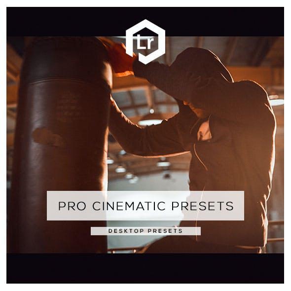17 Pro Cinematic Lightroom Presets