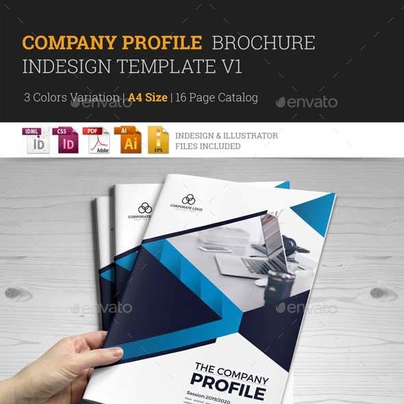 Company Profile Template v1