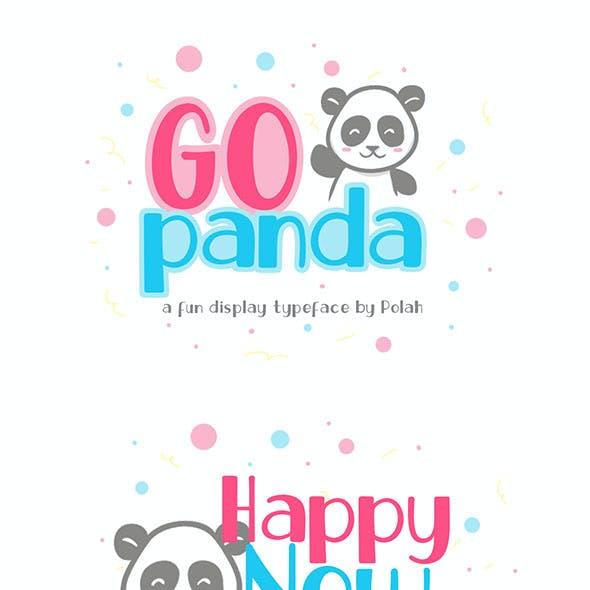 Go Panda Font