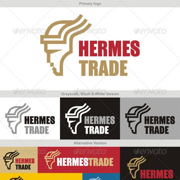 Hermestrade Logo