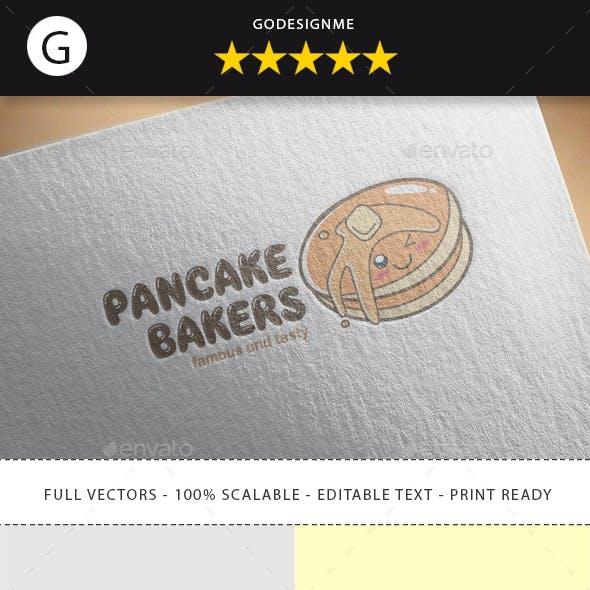 Pancake Bakers Logo Design