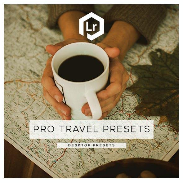 20 Pro Travel Lightroom Presets
