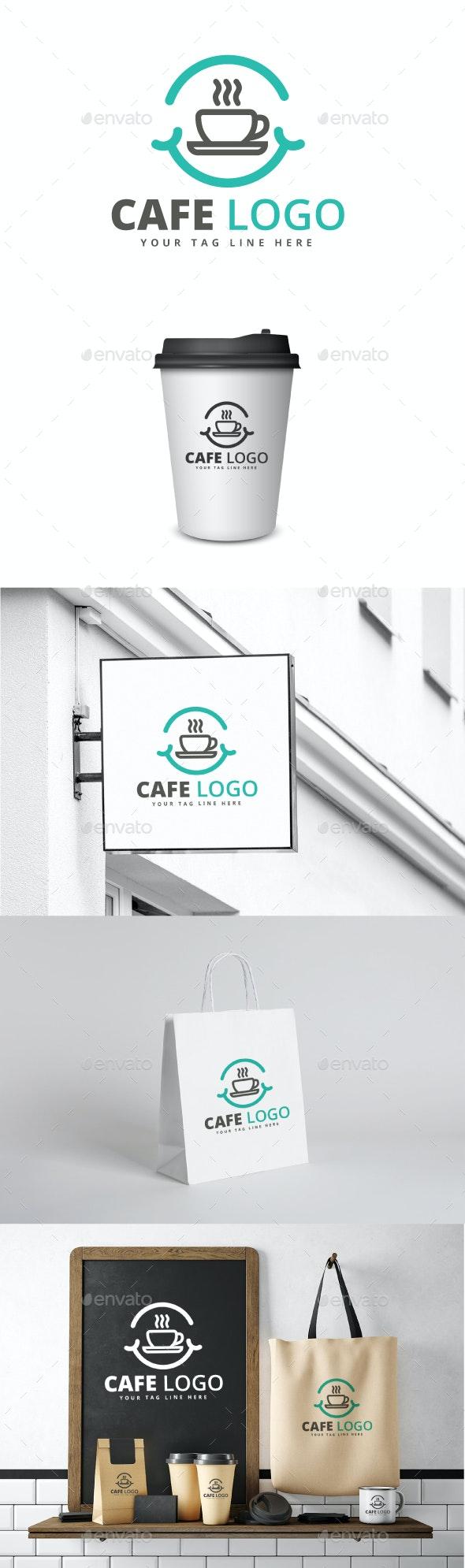 Cafe and Coffee Logo Design - Food Logo Templates