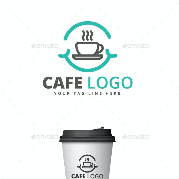 Cafe and Coffee Logo Design