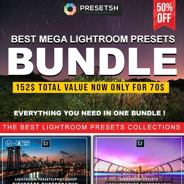 Best Mega Bundle Lightroom Presets