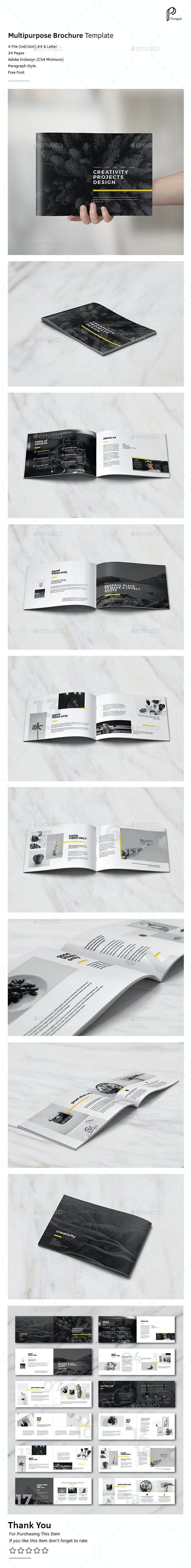 Modern Brochure Vol.5 - Portfolio Brochures