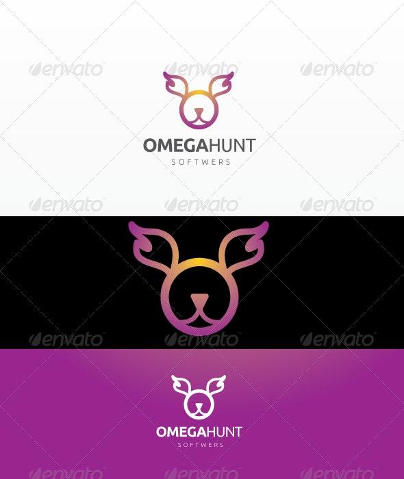 Omega Hunt - Animals Logo Templates