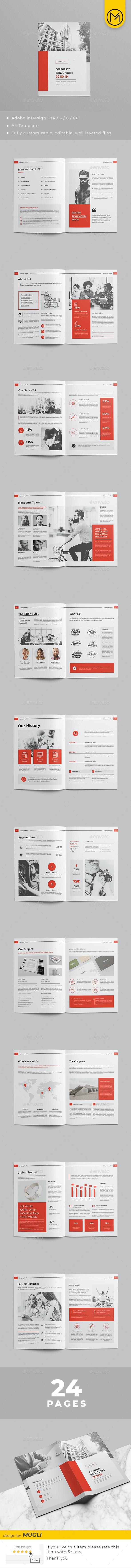 Corporate Brochure Design - Corporate Brochures