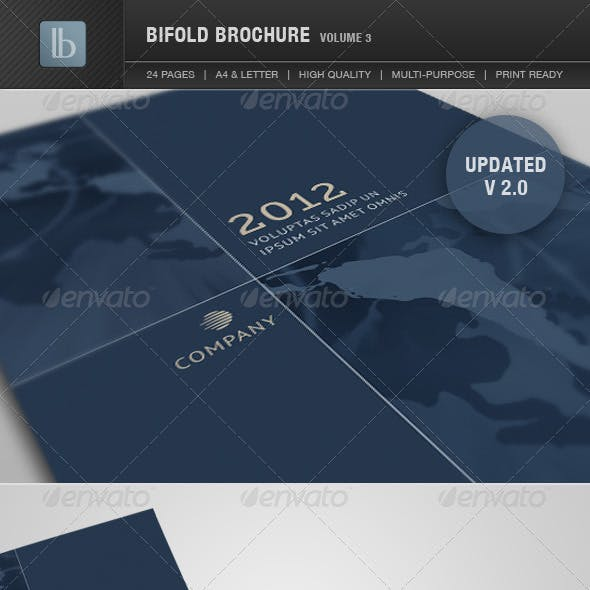 Bifold Brochure | Volume 3