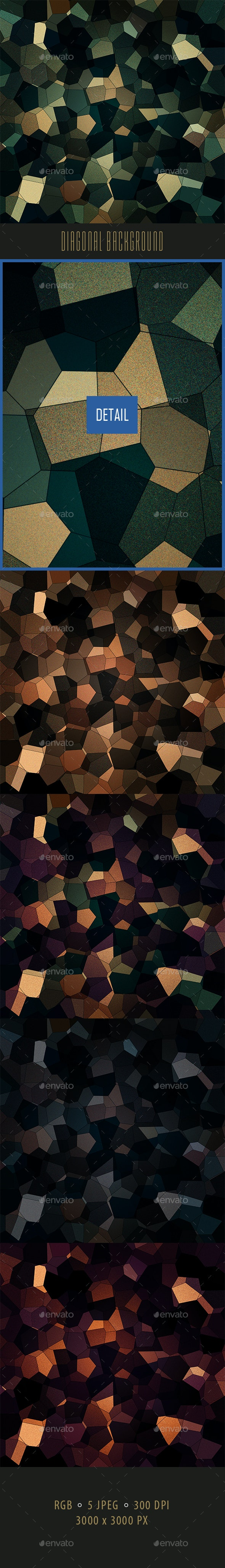 Diagonal Background - Abstract Backgrounds