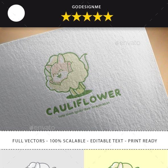Cauliflower Logo Design