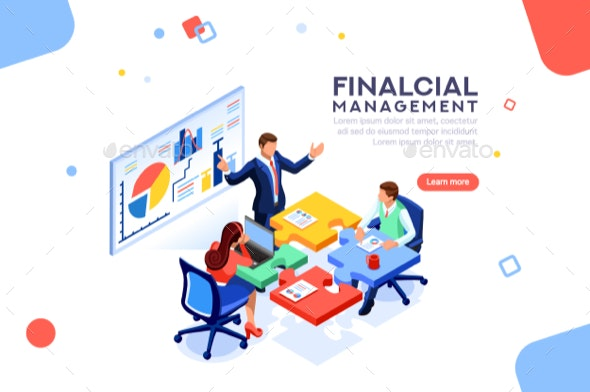Project Management Concept Vector - Concepts Business