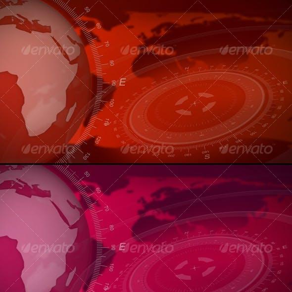 Broadcast Design Backgrounds