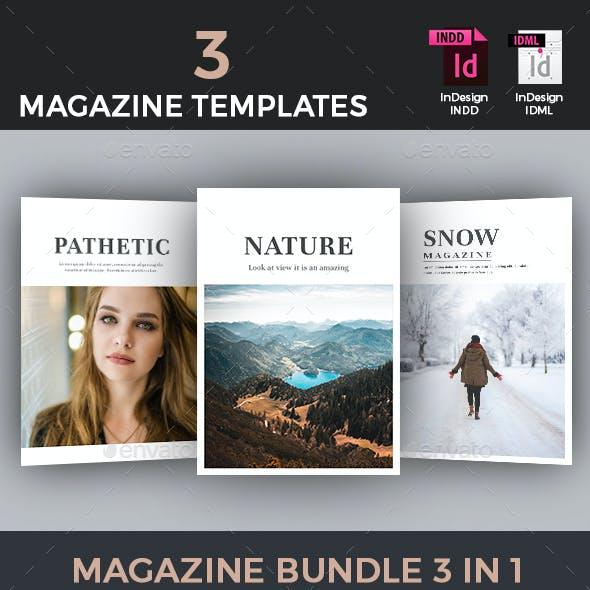 The Magazine Bundle