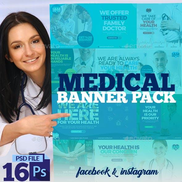Medical Banner Pack