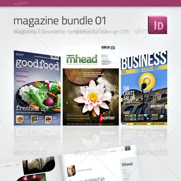 Magazine Bundle 01