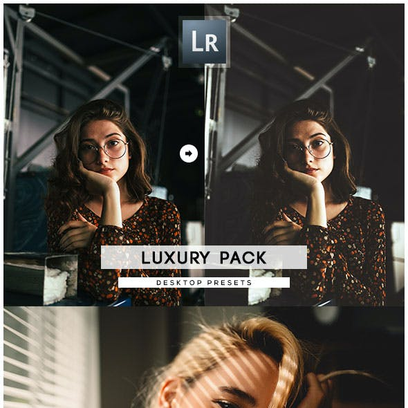 50 Luxury Pack Lightroom Presets