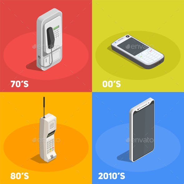 Retro Devices 2x2 Design Concept
