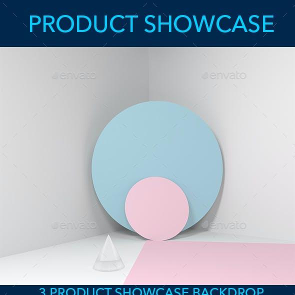 Product Showcase Background