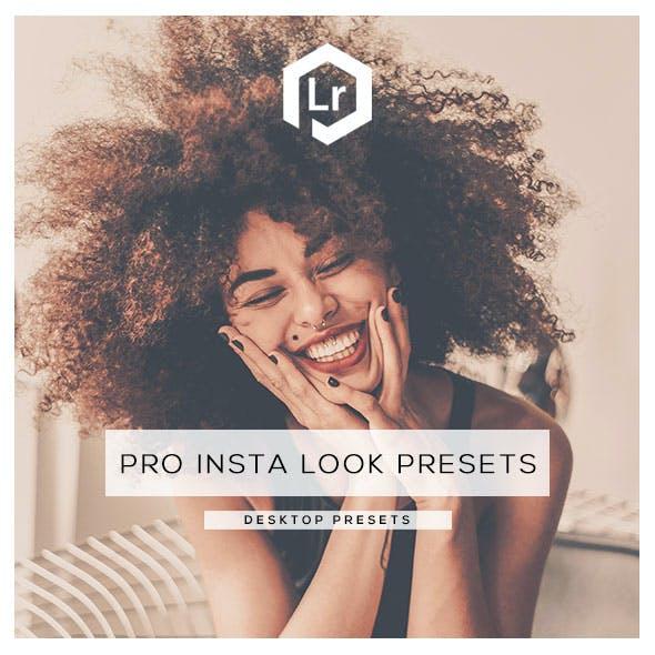 15 Pro Insta Look Lightroom Presets