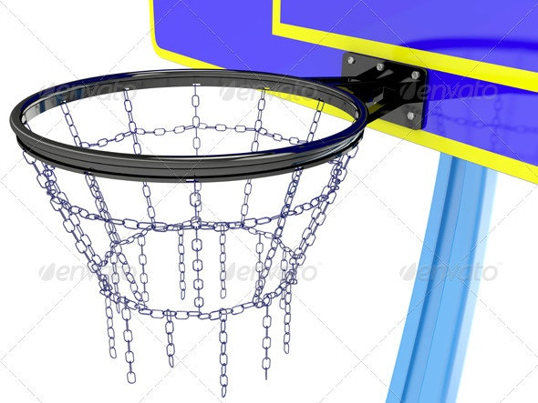 Basketball Basket - Miscellaneous 3D Renders