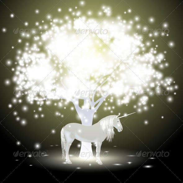 Magical Tree and Unicorn
