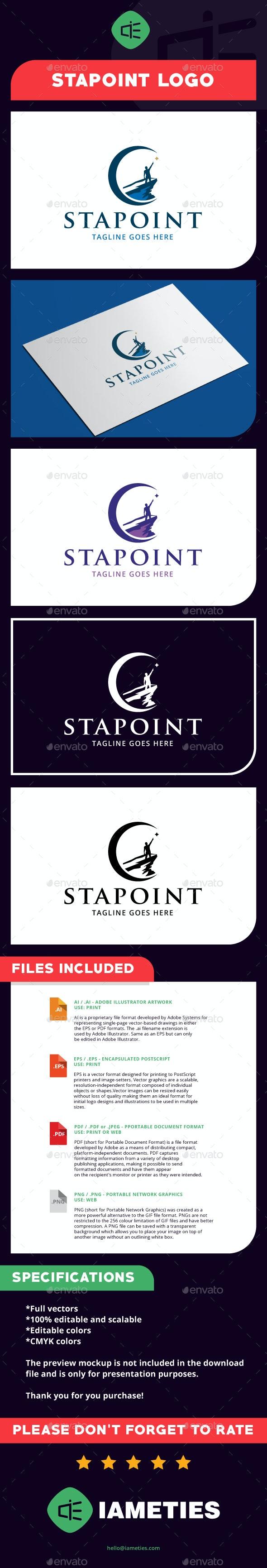 Stapoint Logo - Company Logo Templates