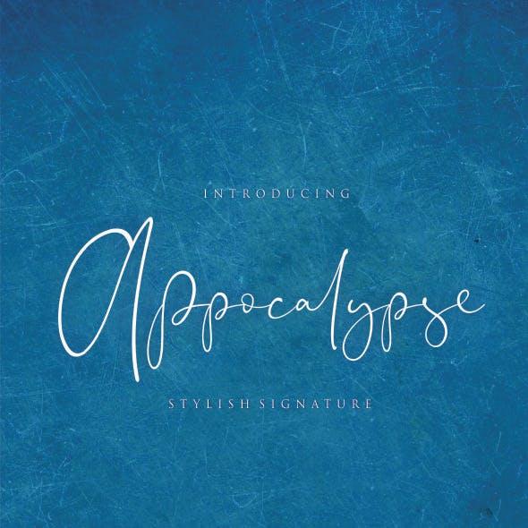 Appocalypse  Signature