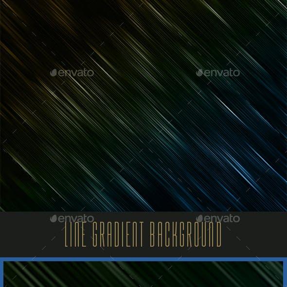 Line Gradient Background