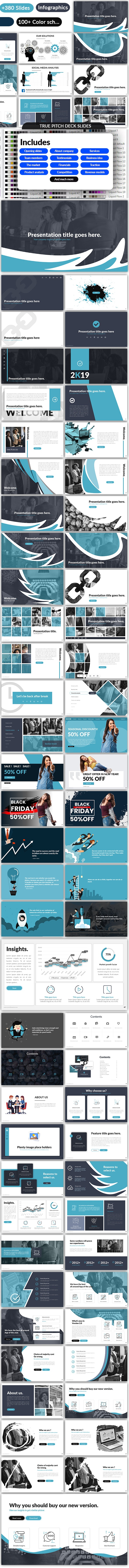 Patta - Pitch Deck Tool Kit - Business PowerPoint Templates