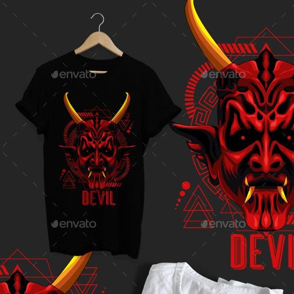 DEVIL SCARED GEOMETRY