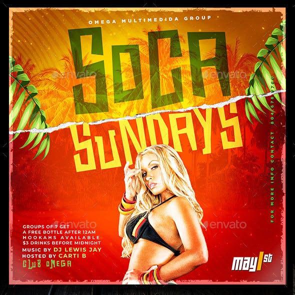 Soca Sundays