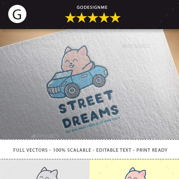 Street Dreams Logo Design